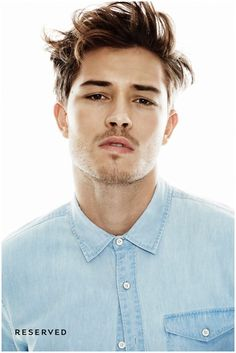 Francisco Lachowski Shoots with Family for MYKROMAG + Spring 2015 Outings for Furla & Reserved