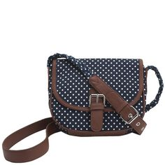 Brown CrossBody Purse. From anywhere, if its cute, brown, goes ...