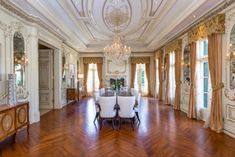 $29.9 Million French Chateau Mansion in Beverly Hills California 6