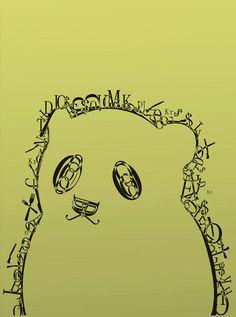 """Numa louvável campanha pela conscientização sobre a proteção dos animais ameaçados de extinção, o Designboom em colaboração com a Tokyo Designers Week 2010 promoveu um concurso de design gráfico sobre esse tema e o vencedor entre mais de 2000 inscritos foi Zhen Li e seus cartazes chamados """"Animal Protection"""" que misturavam símbolos e tipografia na composição das imagens."""