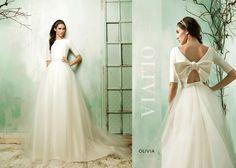 Vestido de novia Colette - Nueva Colección - María Barragán | María Barragán