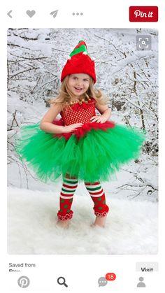 9432ea4eb45c A little elf tutu! Does it come in a bigger size please!
