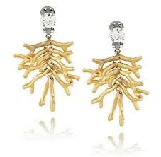 Image result for valentino silver earrings