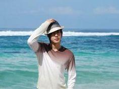 kim+hyun+joong+in+Bali | Kabarnya, Kim Hyun Joong sempat ke Bali, untuk melakukan pemotretan ...