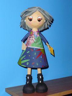Fofucha con vestido Desigual