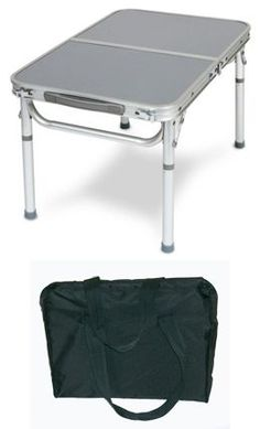 Pacific Import Lightweight Aluminum End Table 29.99 @ Camping Gear Outlet