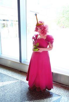 Adventure Time Princess Bubblegum