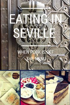 Seville has some of the best food in Spain but if you don't eat pork is there anything for you? Yes! Vegetarains and non-pork eaters this one's for you.