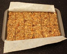 Like a Powerbar, but with more pronounceable ingredients.  Granola bars are traditionally thought of as a healthy food. Their dirty little...