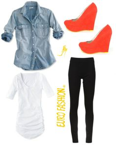 #Orange #Colors #Plataformas