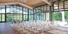 The Grange, meeting room at Shed, in Healdsburg, CA