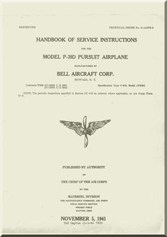 Bell Aircraft Manual