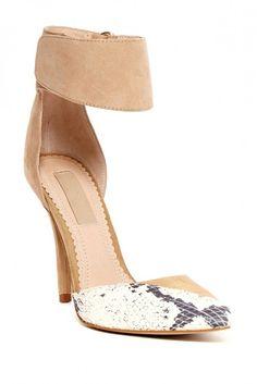 MIA Sydney Ankle Strap Heeled Sandal