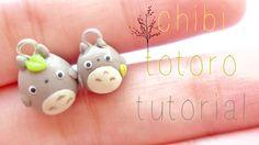 Chibi Totoro Tutorial (•ㅅ•).。.:*☆