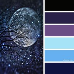 Everything but the two bright blues. Is that too dark? Bedroom Color Schemes, Colour Schemes, Color Combos, Theme Galaxy, Mother Nature Quotes, Calming Colors, Colour Pallette, Design Seeds, Nature Tattoos