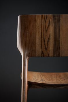CMF We Like / Chair / Wood / Walnut / Brown / At Just Good Design: By  Artisan