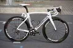 TOP 5 - BICICLETAS DE CARRETERA: El Team Wiggins con SRAM y Zipp