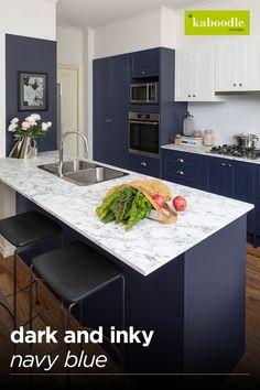 Kitchen Room Design, Modern Kitchen Design, Kitchen Layout, Home Decor Kitchen, Kitchen Living, Interior Design Kitchen, New Kitchen, Home Kitchens, Kitchen Hacks