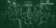 Win tickets to Bow St. Sessions in Jameson Distillery Bow St. this summer