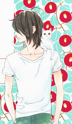 Tsubaki Chou Lonely Planet / Akatsuki sensei