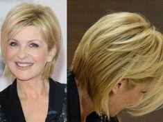 Taglio capelli medio corto per donne mature