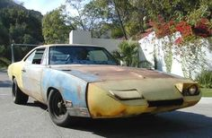 1969 Charger Daytona from Joe Dirt, 2001.