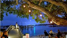 Dinner at Mar Vista. We came by boat and docked at their complimentary marina. What a view! Nice to dine with family and friends with toes in the sand and great food delivered waterside. Sarasota Bay, Bradenton Beach, Sarasota Restaurants, Beach House Restaurant, Indian Shores, Holmes Beach, Anna Maria Island, Vacation, Siesta Key