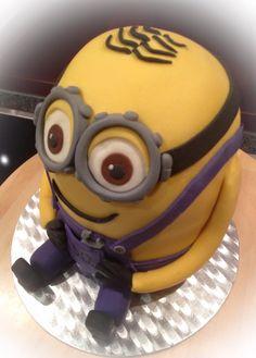 Minion Torte Minion Cake