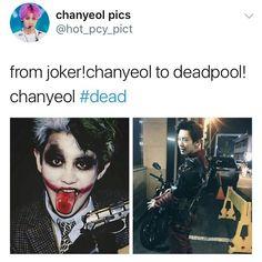 From joker to deadpool? Awsome combination✌️