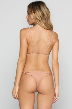 ACACIA Kekaha Bikini Top in Topless ISHINE365 - 2