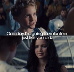 Hunger Games Quote / Catching Fire / Katniss