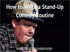 If you're looking for advice on how to write a stand-up comedy routine, this post will help you to successfully write and perform one.