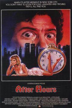 El señor de los bloguiños: ¡Jo, qué noche! (1985) de Martin Scorsese