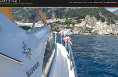 Amalfi Sails: that touch of style that makes a difference! Luxury yachts for weddings, special events and celebrations.  Web Site: www.amalfisails.com E-Mail: info@amalfisails.it
