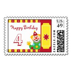 @@@Karri Best price          	Clown with Stars Happy Birthday Postage           	Clown with Stars Happy Birthday Postage in each seller & make purchase online for cheap. Choose the best price and best promotion as you thing Secure Checkout you can trust Buy bestDeals          	Clown with Stars Happy...Cleck Hot Deals >>> http://www.zazzle.com/clown_with_stars_happy_birthday_postage-172836131147691220?rf=238627982471231924&zbar=1&tc=terrest