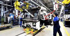 Mercedes-Benz Türk'den Aksaray Kamyon Fabrikasına Dev Yatırım