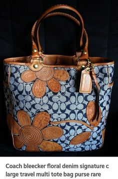 This is a darling Coach Bag