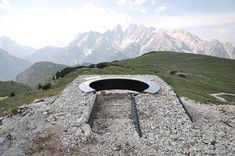 Mirador Monte Specie 2305m s.n.m.,Cortesía de MESSNER Architects