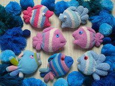 Magráta: Rybičky z rukavic