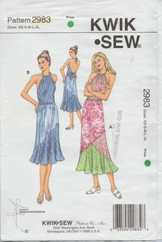 Kwik Sew 2983 / Out Of Print Sewing Pattern / by studioGpatterns