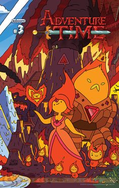 Adventure Time #3 (2nd Printing) by Chris Houghton // #comics