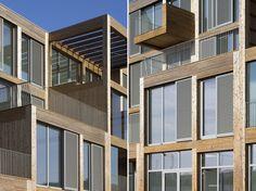 ANA architecten - Houtlofts