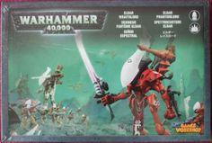 Warhammer 40K 40,000 ELDAR WRAITHLORD