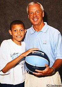 Justin Jackson and Roy Williams