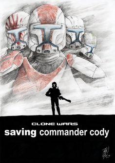 Saving Commander Cody.