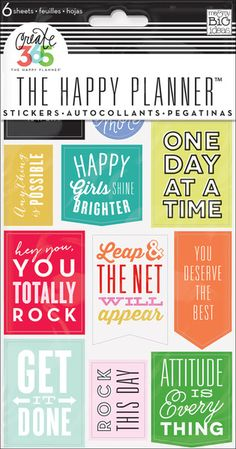 Stickers - Get It Done
