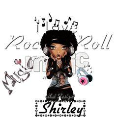 Shirley-RockNRoll byMai