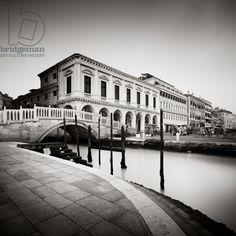 Palazzo delle Prigioni, Venice, Italy, 2013 (b/w photo) / Photo © Ronny Behnert / Bridgeman Images
