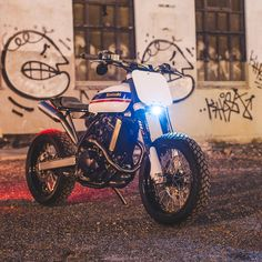 An excuse to visit Cape Town: You can hire this Suzuki-powered CCM 664 street tracker from Wolf Moto. Any takers?