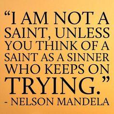 | The 23 Best Nelson Mandela Quotes | Deseret News